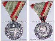 Hungary WW1 Commemorative Medal Pro Deo et Patria for Combatants