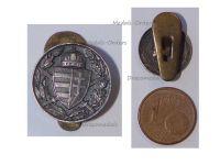 Hungary WWI Pro Deo et Patria Military Medal WW1 1914 1918 Great War Commemorative Austro Hungarian Empire lapel pin MINI