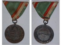 Hungary WW1 Commemorative Medal Pro Deo et Patria for Non Combatants (Medical Personnnel)