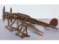 Italy Trench Art WW2 cant z.507 Heron Floatplane Seaplane Hydroplane Aircraft Airplane 1939 Fascist Mussolini Patriotic