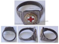 Austria Hungary WW1 Red Cross Ring