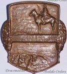 Austria Hungary WW1 Cavalry Cap Badges