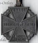 Austria Hungary WW1 Medals 1914 1918