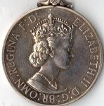 British Medals: Queen Elizabeth II (1953-....)