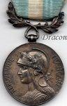 Colonial & Overseas Medal (1893-WW1-WW2-Colonial Wars-....)