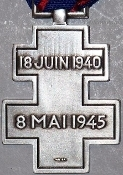 French Medals (WW2 & Posterior)