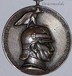 German & Prussian Divisional & Regimental Medals & Badges